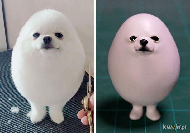 Meetissai - japoński artysta, który zamienia memowe zwierzaki w rzeźby, obrazek 6