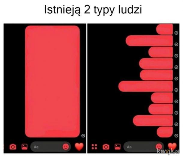 2 typy ludzi