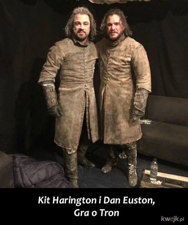 Aktorzy i ich dublerzy