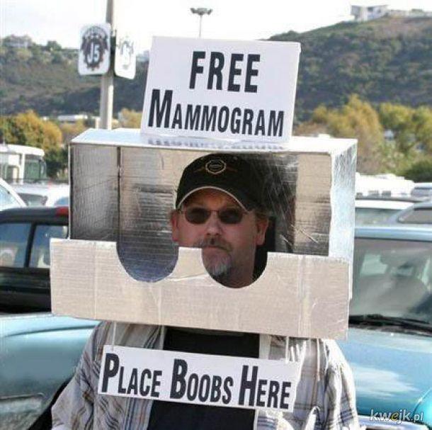 Darmowy mammogram