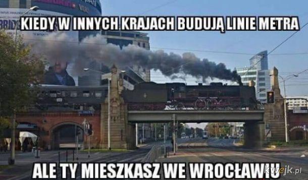 Wrocław taki piekny