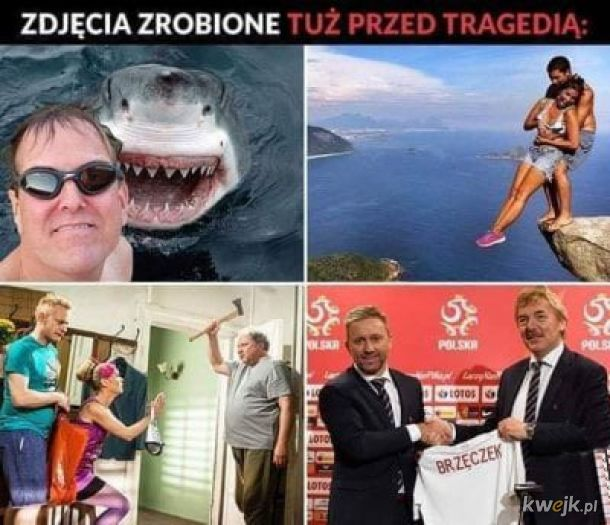 Memy po meczu Polska va Macedonia Północna