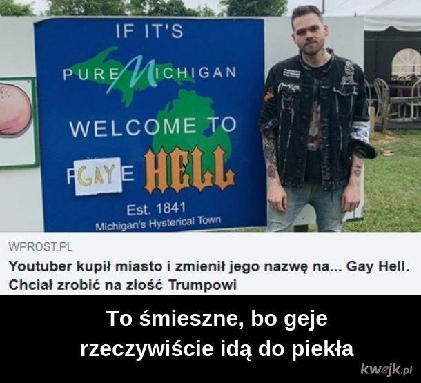 Stworzył piekło dla gejów