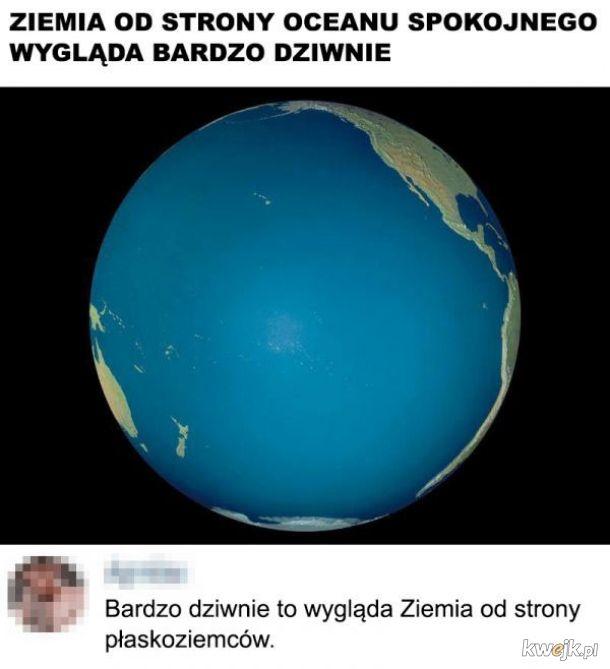 Dziwna ziemia