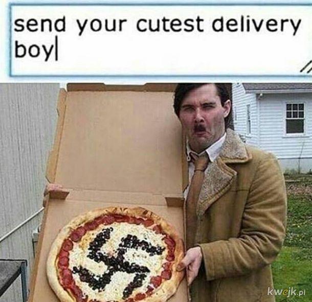 Słodki dostawca