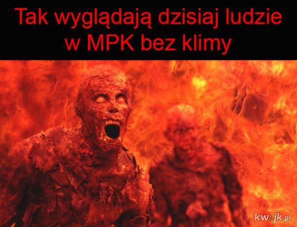 Ludzie w MPK