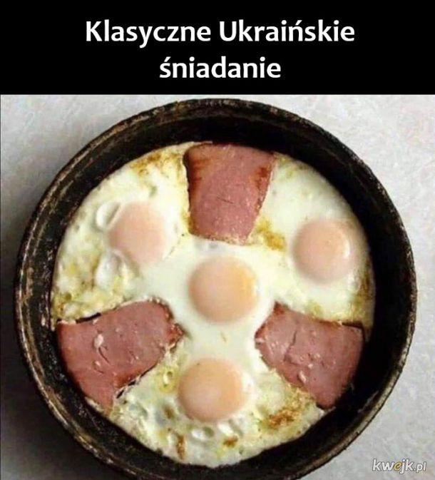 Mmmm śniadanko