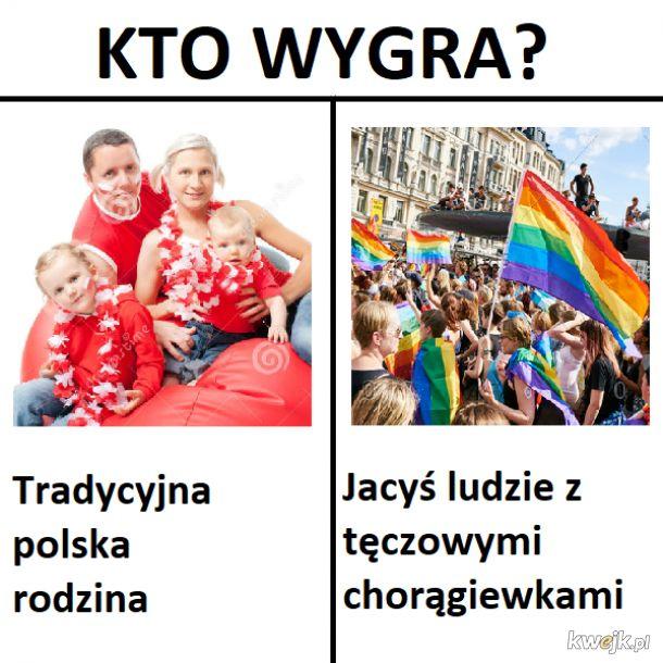 Najważniejsze zagrożenie dla polskiej rodziny to...