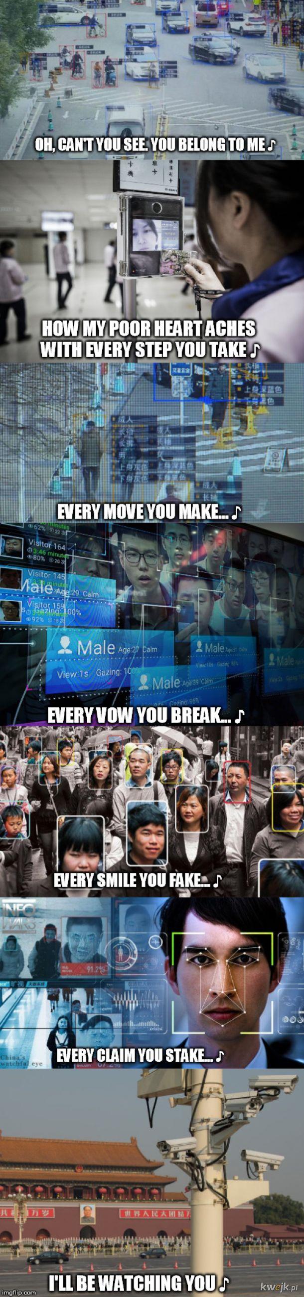 Chiński system przydatnosci społecznej
