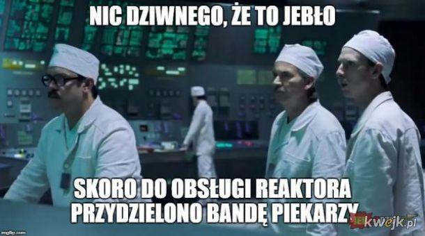 Mój panie do obsługi tego urzadzenia potrzeba kilku wyszkolonych fizyków jądrowych