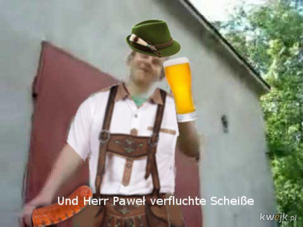 Und Herr Paweł