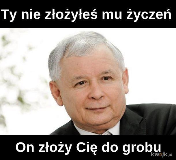 Sto lat Panie Prezesie!