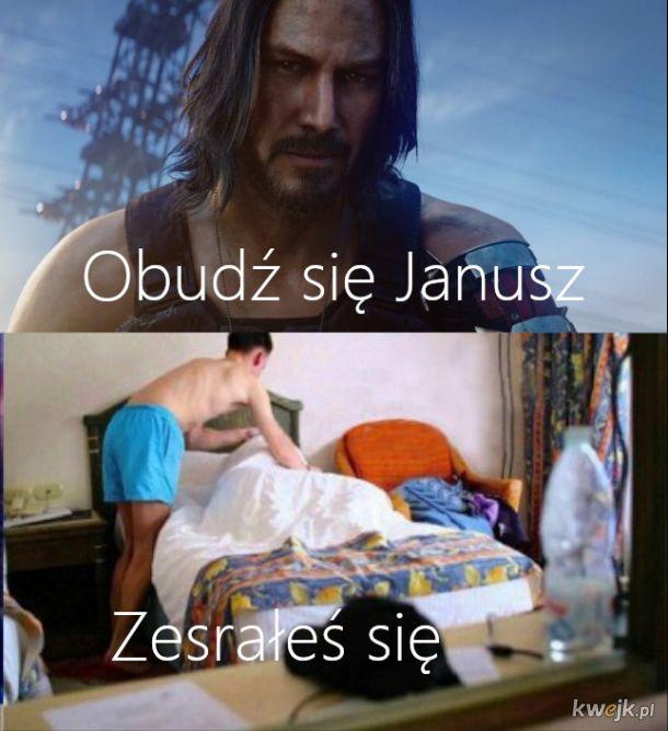 Wstawaj Janusz