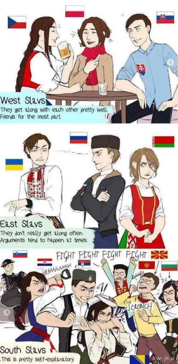Słowiańska przyjaźń