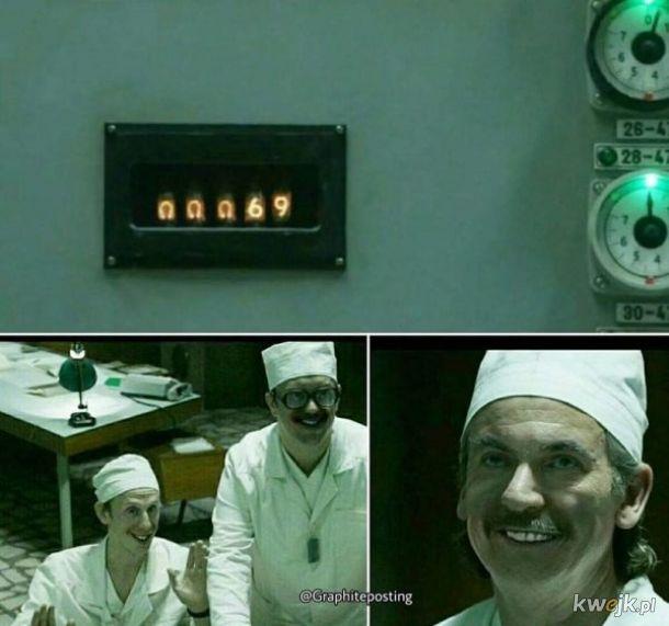 Reaktor rozpalony, Diatłow zadowolony