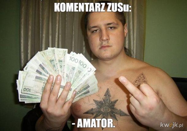 A to amator...