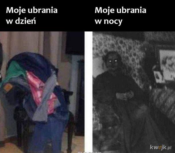 Mordercze ubrania