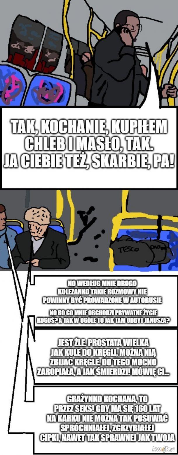 Autobusowe Trudne Sprawy