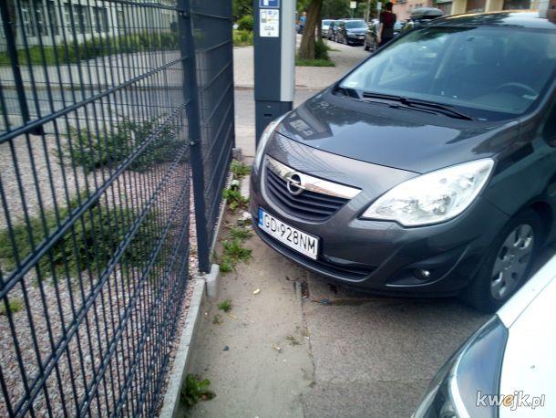 Tak się parkuje w Gdańsku