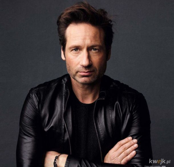 """+""  Hank Moody   ""-"" Fox Mulder"
