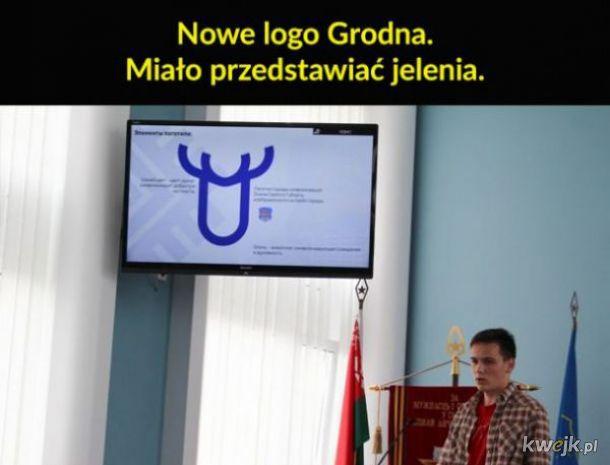 Bardzo ładne logo