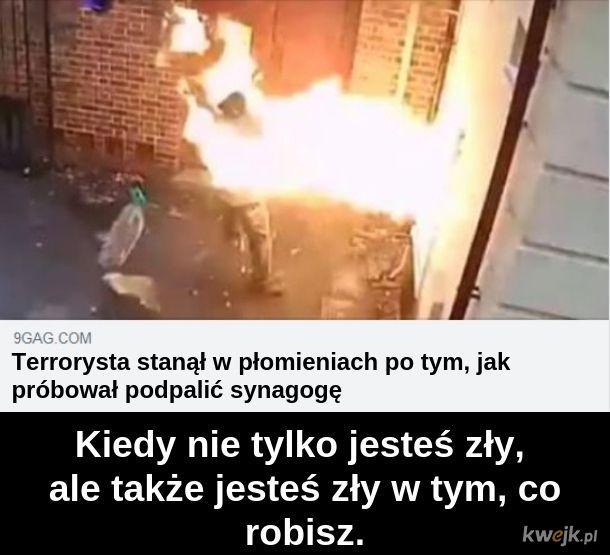 Nie igraj z ogniem!