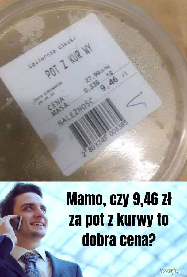 Kupowałem droższe