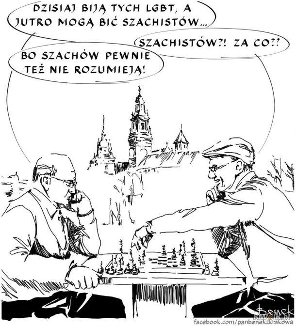 Szachiści