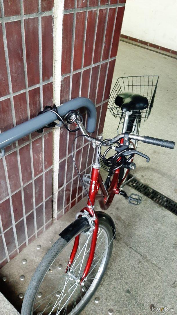 Ukraść rower tak trudno