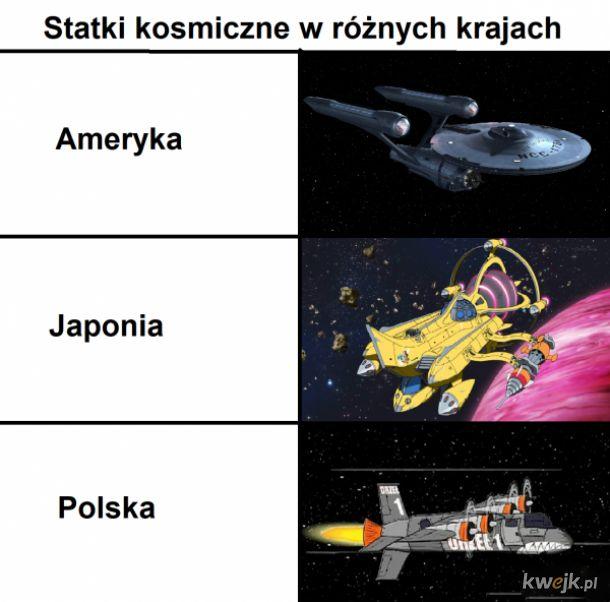 Statki kosmiczne