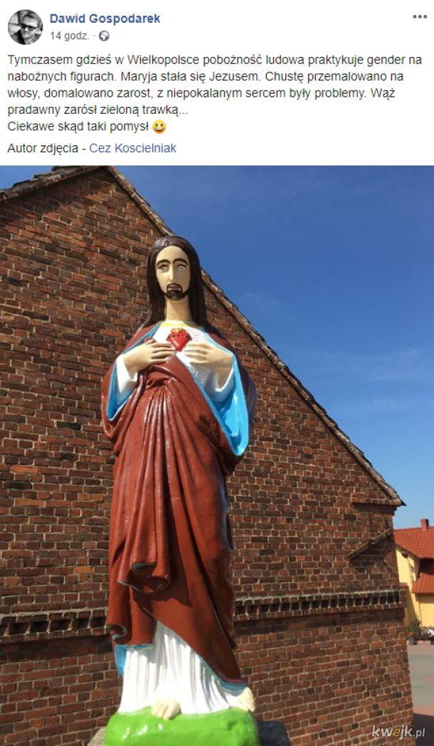Dżender po katolicku