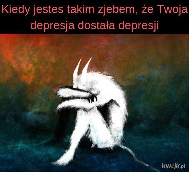 Smutna depresja