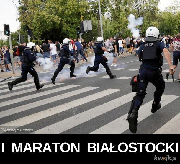 I Maraton Białostocki