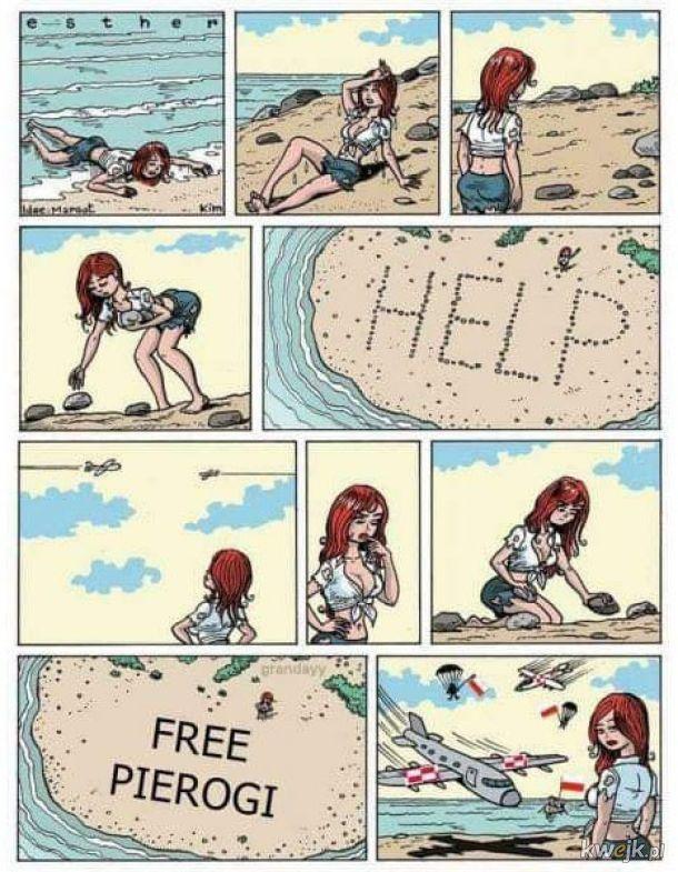 Bezinteresowna pomoc