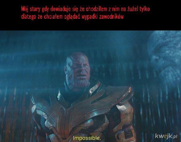smutny ojciec