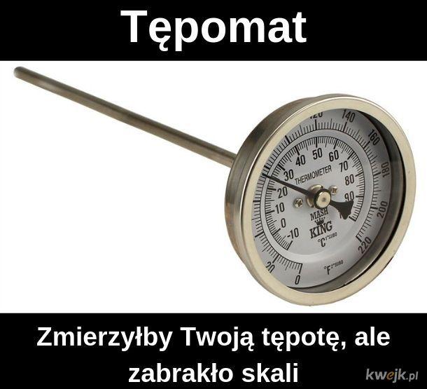 """""""Pisze się tempomant, a nie tępomat! Poza tym to termometr!"""" za 3... 2... 1..."""