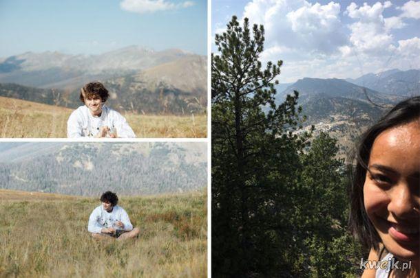 Drobna różnica między zdjęciami robionymi przez dziewczyny a tymi robionymi przez chłopaków