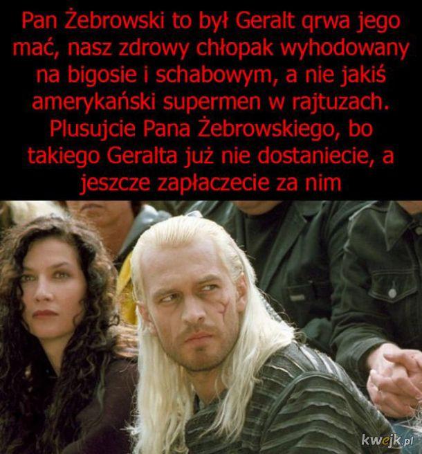 To był Geralt!