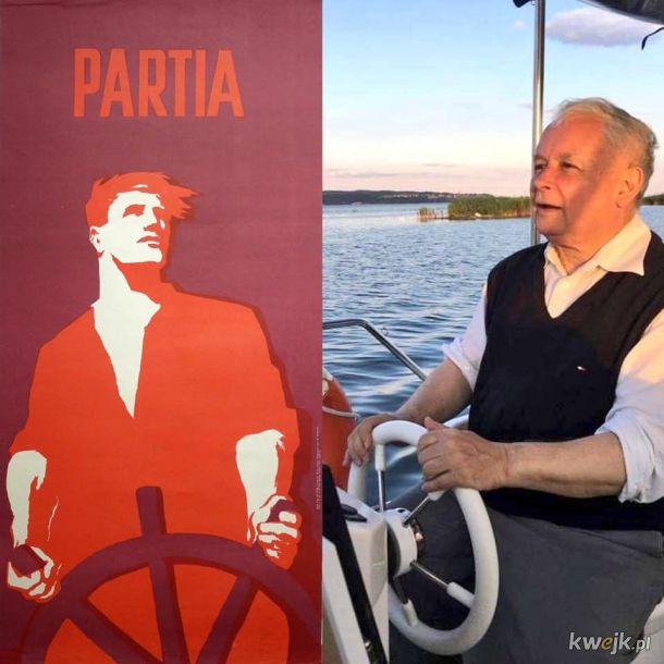 """Nieśmiertelna myśl Gierka: """"partia kieruje, a rząd rządzi""""!"""