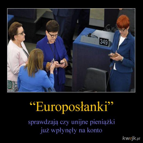 """""""Europosłanki"""""""