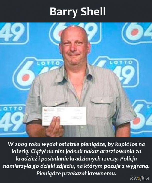Wygrywanie na loterii nie jest dla każdego - ci ludzie zmarnowali sobie życie., obrazek 8