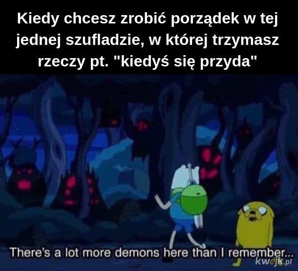 Demony z szuflady