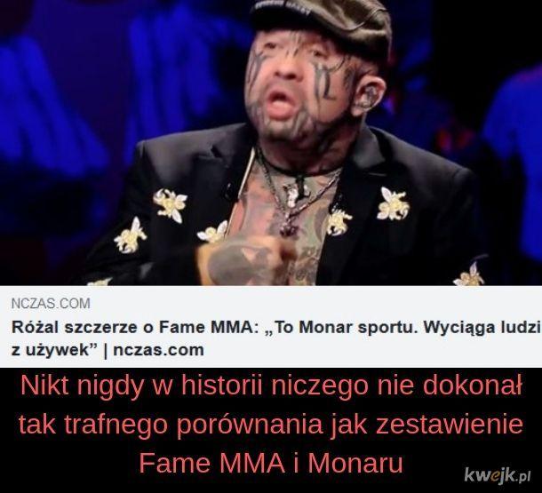 Fame MMA Monarem sportu