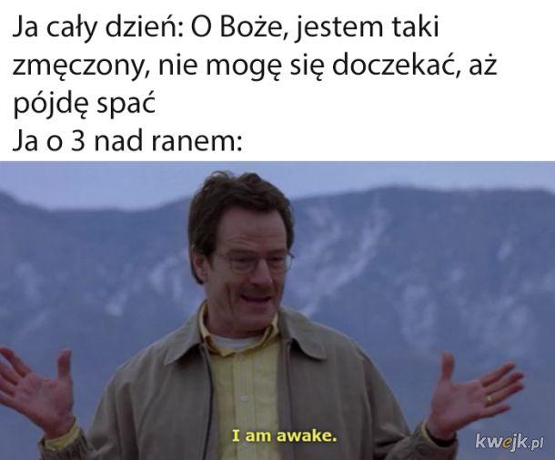 Memy dla śpiących i nie tylko