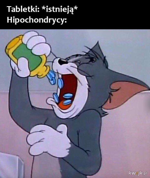 Hipochondrycy tacy są