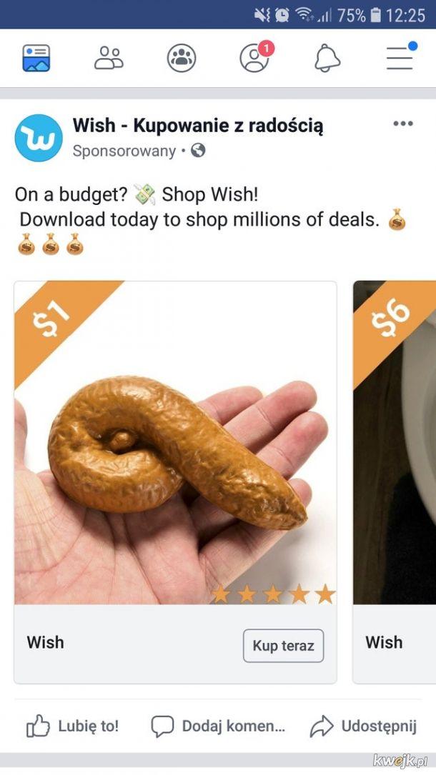 Tymczasem na Wish