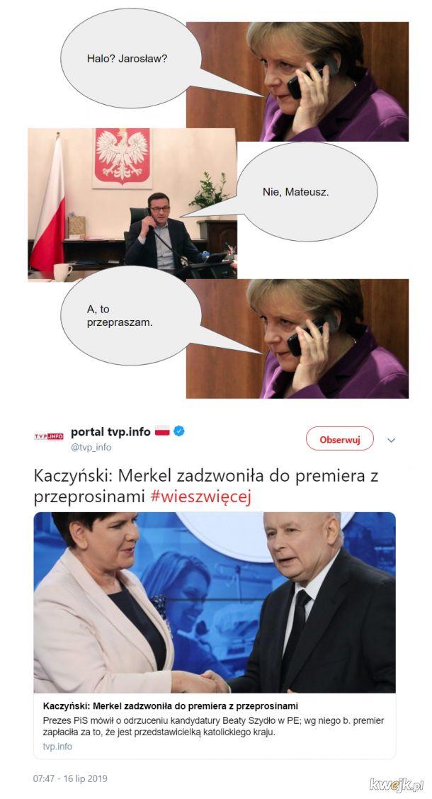 Przeprosiny Markel