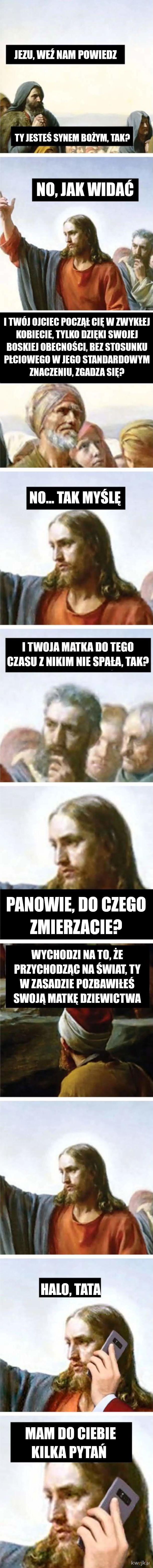 Rozważania apostołów