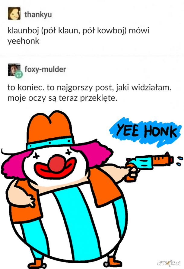 Yee-honk