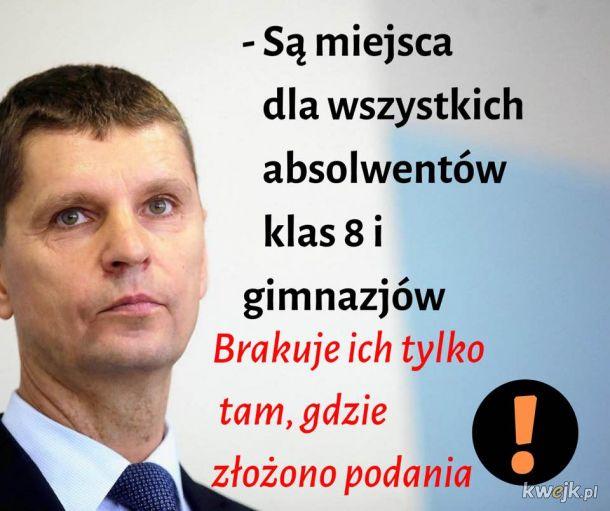 zniszczenie edukacji w polsce